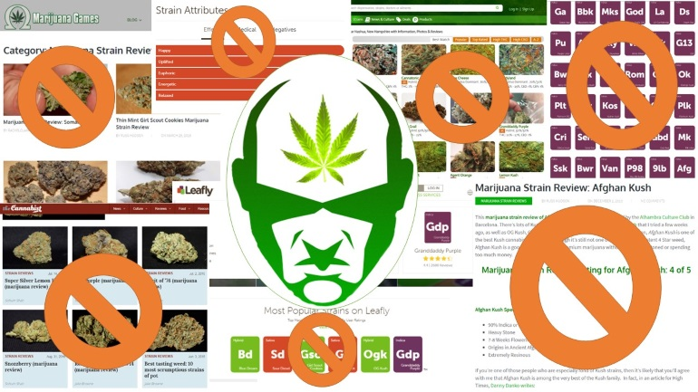 6 Reasons Why Marijuana Strain Reviews are Worthless