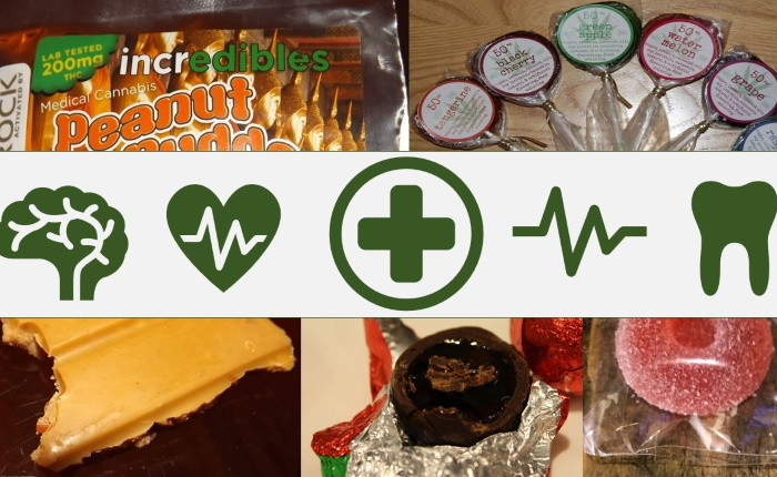 Sugary Marijuana Edibles are NOT Medicine
